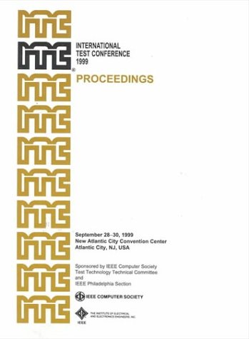 Proceedings International Test Conference 1999. IEEE.