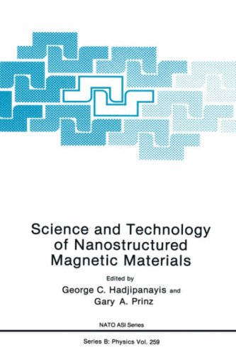 Science and Technology of Nanostructured Magnetic Materials.; (NATO ASI Series B: Physics.). George C. Hadjipanayis, Gary A. Prinz.
