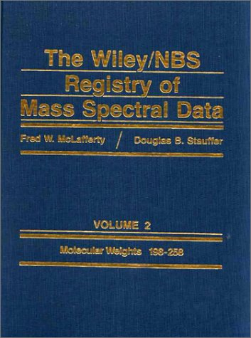 Wiley/NBS Registry of Mass Spectral Data V2; Molecular Weights 198-258. and Stauffer McLafferty.