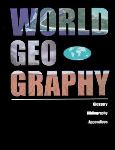 World Geography, 8 Volumes.; Managing editor: R. Kent Rasmussen. Ray Sumner.