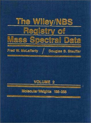 Wiley/NBS Registry of Mass Spectral Data V2; Molecular Weights 198-258