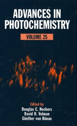 Advances in Photochemistry, Volume 25.